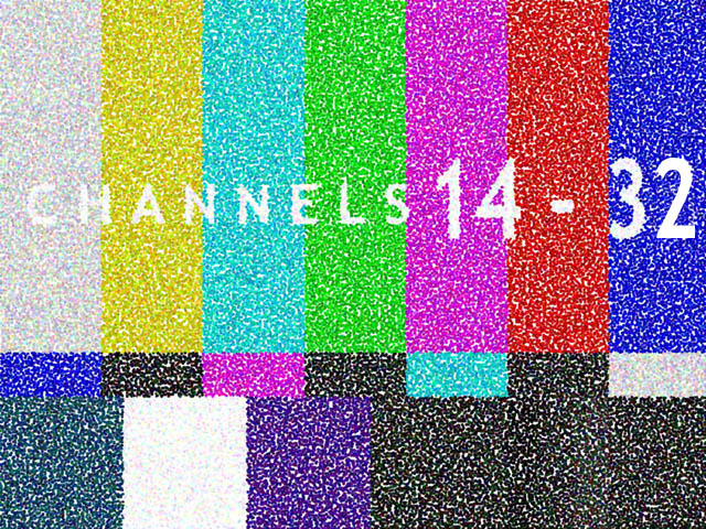 Channels 14-32