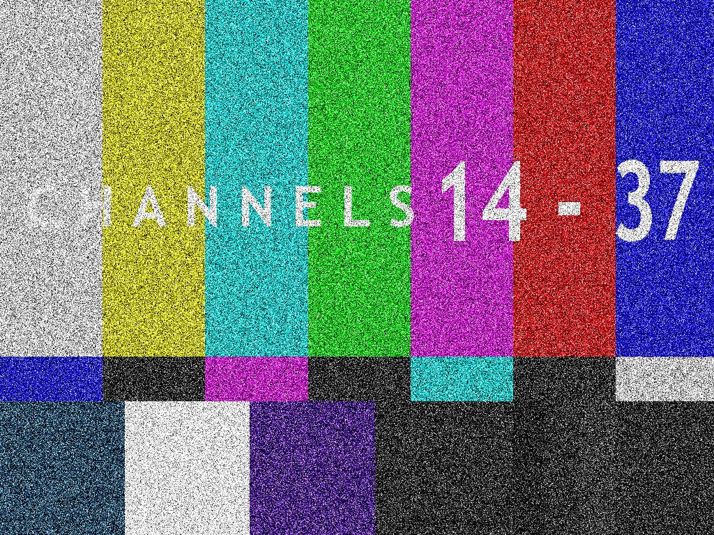 Channels 14-37