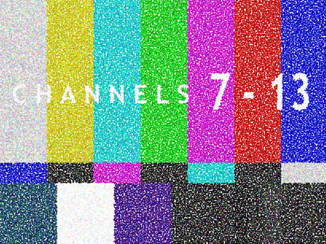 Channels 7-13