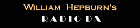 William Hepburn's Radio DX